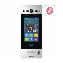 SIP Android Door Phone with Facial Recognition&FingerPriting